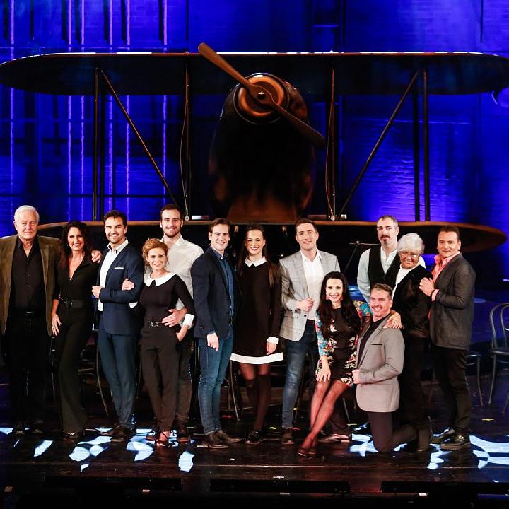 Egykori igazgatója színpadi művét mutatja be az Operettszínház